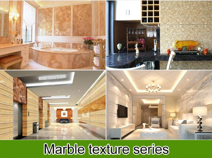 Good Quality Explosion Proof PVC Marble Sheet