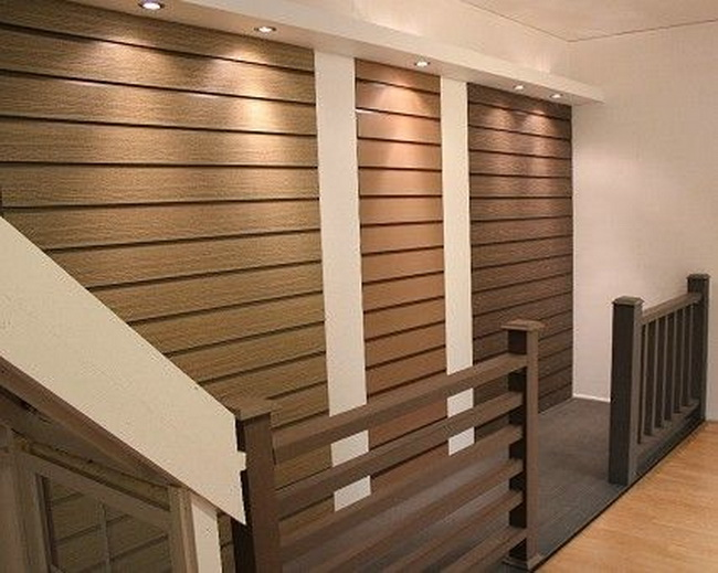 Integrated Decorative PVC Wall Panels For Living Room
