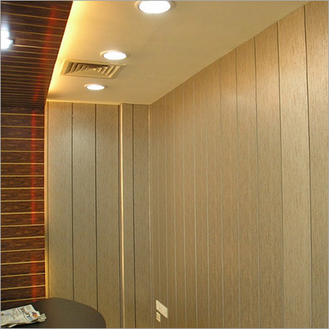 High Strength PVC Wall And Ceiling Panels 25cm x 5mm Soncap Certificated