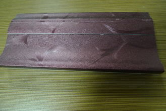 China Matte Wood Effect Skirting Board PVC 2cm Thickness Without Any Peeling factory