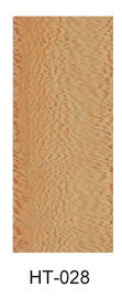 China Lightweight Hollow PVC Door Panel Wood Effect Front Doors 2 cm Thickness supplier