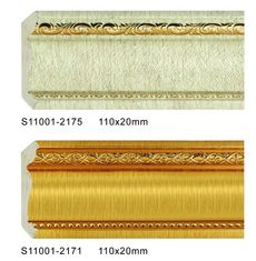 China Polystyrene Picture Frame Moulding Durable For Interior Decoration supplier
