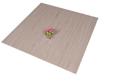 China Recycled Durable PVC Floor Tiles UV Coating 4.0mm - 6.0mm Thickness supplier