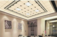 Shops Decorative Suspended Ceiling Tiles With Aluminum Alloy 1100 Material supplier