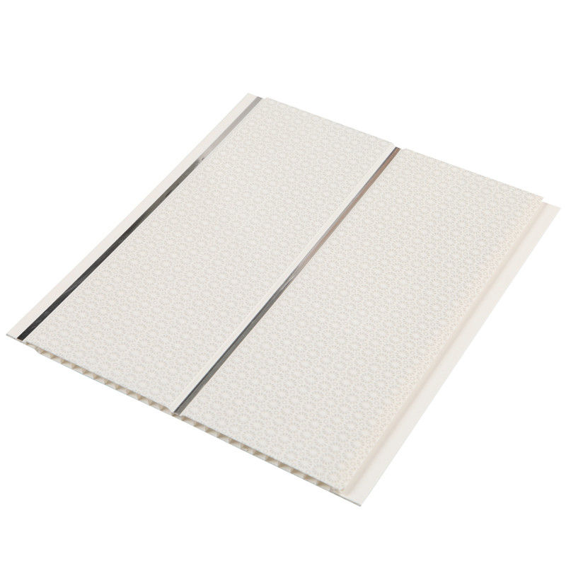 10 Inch Light Pvc Ceiling Panels Kitchen False Roof Hollow Design