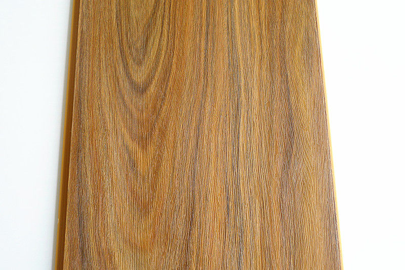 Wood Grain Waterproof Laminate Wall Panels For Hotels Sound - Absorbing supplier