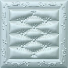 China Carved Leather Decorative 3D Wall Panels Fire Resistant Embossed distributor