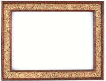 China Public Facilities PS Decor Picture Frame Moulding Profiles 103×18 No Radiation distributor